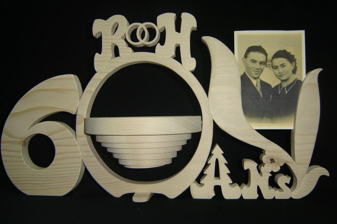 anniversaire mariage 60 ans cadeau gosupsneek. Black Bedroom Furniture Sets. Home Design Ideas